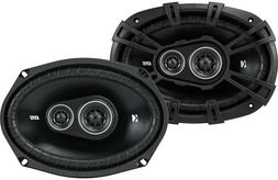 "Kicker DS Series 6x9"" 3-Way Car Speakers - Pair *43DSC69304"