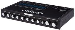 Clarion EQS746 1/2 DIN Graphic Equalizer with Built-in Cross