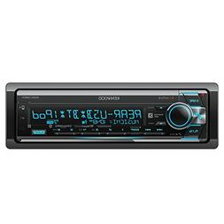 Kenwood eXcelon CD Receiver With Built-In Bluetooth