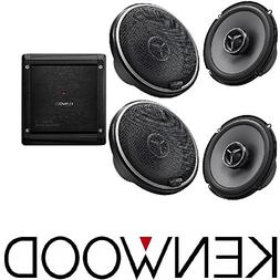 "Kenwood Excelon KFC-X174 6-3/4"" 2-Way car Speakers Also fits"