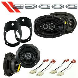 Fit Dodge Ram Truck 2500/3500 2002 Factory Speaker Replaceme