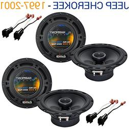Fits Jeep Cherokee 1997-2001 Factory Speaker Replacement Har