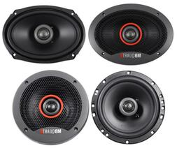 "MB QUART FKB169 6x9 300 Watt Car Speakers+ 6.5"" 240 Watt Sp"