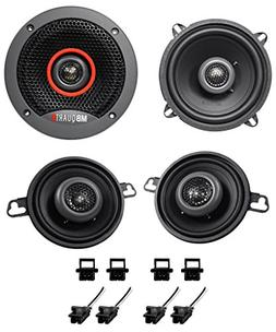 """MB Quart Front 3.5""""+Side 5.25"""" Speaker Replacement for 2005-"""