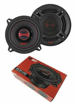 DS18 GEN-X5.25 5.25 Inch 135 Watts 2-Way Coaxial Speakers wi