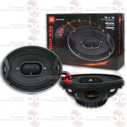 "JBL GTO939 6"" x 9"" CAR AUDIO 3-WAY COAX COAXIAL SPEAKERS  GT"