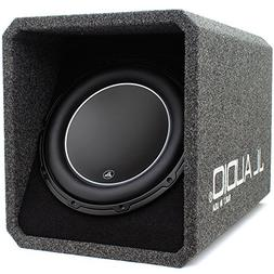 "HO112-W6V3 - JL Audio Single 12"" 600W RMS Loaded Subwoofer E"