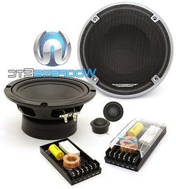 "IMAGE DYNAMICS ID65CS 6.5"" 100W RMS COMPONENT SPEAKERS TWEET"