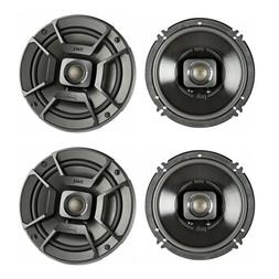 "4 X Polk Audio 5.25"" Inch Coaxial Marine Boat Car Audio Ster"