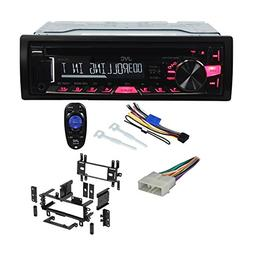 JEEP WRANGLER 87-95 YJ JVC KD-R370 CD Player/Radio Receiver