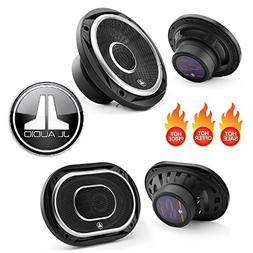 "JL Audio C2-650X Car Stereo 6.5"" Speakers 2-Way 100W Coaxi"