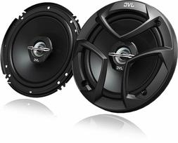 "JVC CS-J620 300W 6.5"" CS Series 2-Way Coaxial Car Speakers,"