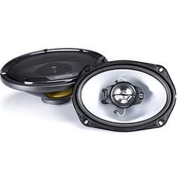 "Kenwood KFC-6965R Road Series 6X9"" 400 W Coxial Speakers KFC"