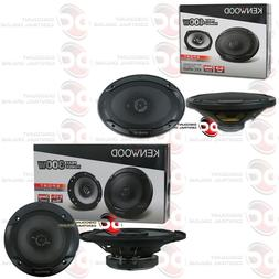 "KENWOOD KFC-6966S 6""x 9"" 3-WAY SPEAKERS PLUS 6.5"" 2-WAY CAR"