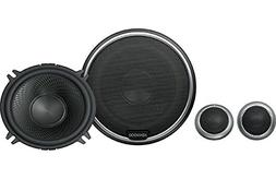 "KENWOOD 90W 5.25"" Performance Component Car Stereo Speaker S"
