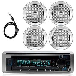 Kenwood KMRD365BT Marine Boat Bluetooth CD MP3 USB AUX iPod