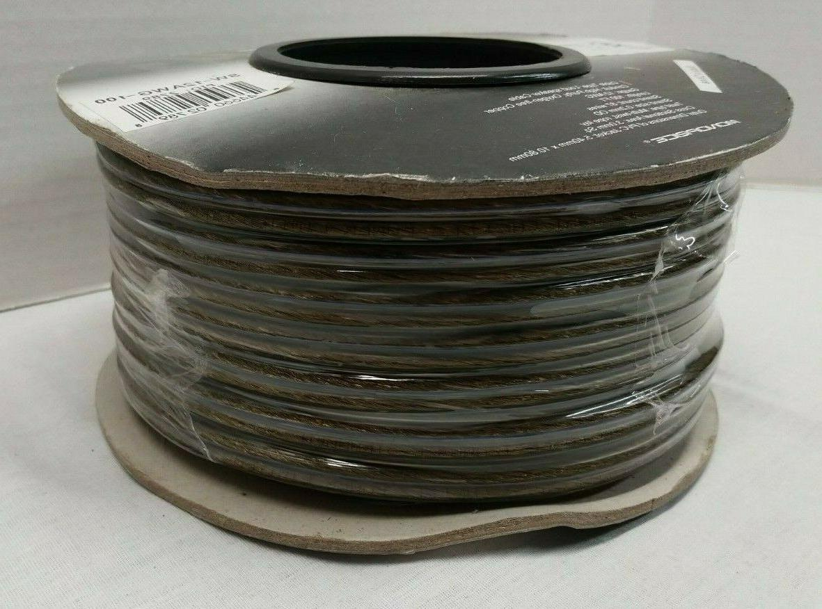 100ft 12AWG Oxygen-Free Copper Speaker Cable -