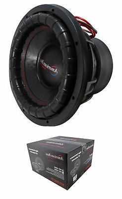 "12"" Subwoofer 2000W 3"" 4 Ohm DVC Pro Car Audio Bass American"