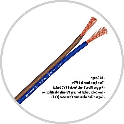 InstallGear 14 500ft True Spec Touch Cable