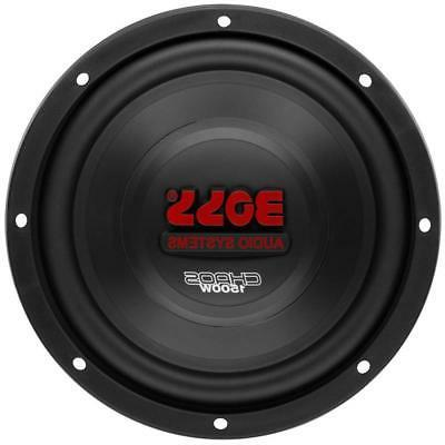 "2 Boss CH10DVC 10"" 3000W Car Subwoofers Subs Woofers 4 Ohm+S"