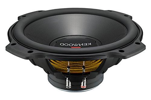 "2) NEW 12"" Audio Subs Woofers 4 Ohm"