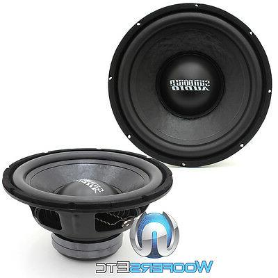 """12"""" DUAL 300W RMS SPEAKERS NEW"""