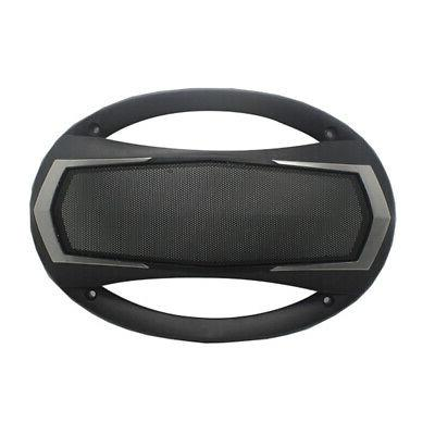 New 1000W 2-Way Audio Coaxial Speakers Stereo Subwoofer