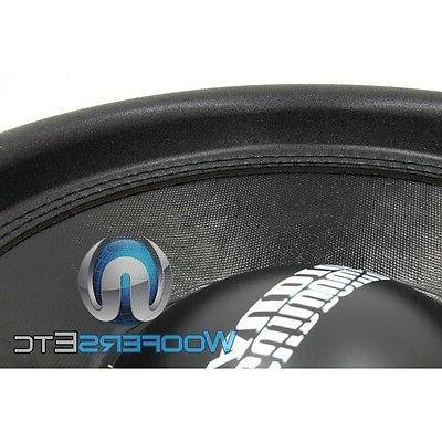 AUDIO D4 REV.3 750W 4-OHM SUBWOOFERS SPEAKERS