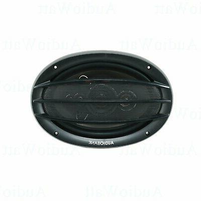 4x Audiobank AB-690 2800 Audio Stereo Coaxial NEW