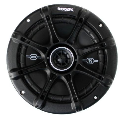 "4) 6.5"" 480 Watt 4-Ohm Speakers"