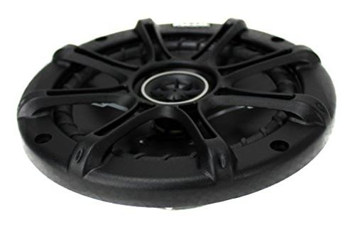 "4) Kicker 41DSC654 D-Series 6.5"" Watt 2-Way Speakers"