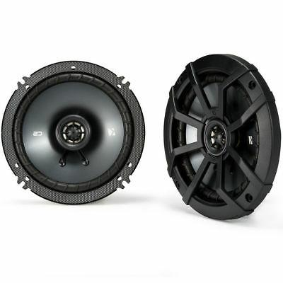 4) Kicker 43CSC65 Series 600W 2-Way Coaxial Speakers