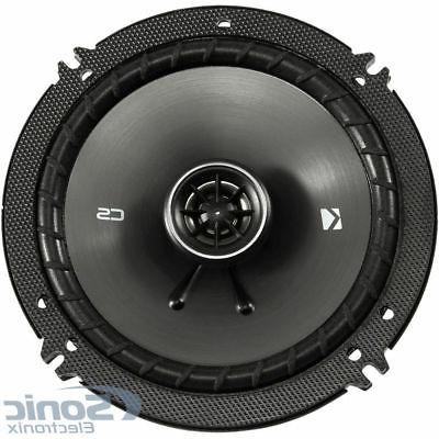 4) CS Series 600W 2-Way Speakers