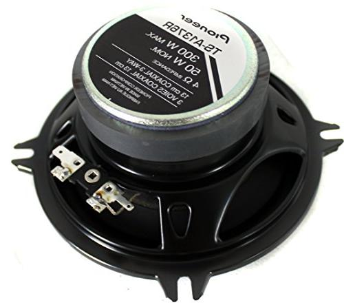 4) Inch 3-Way 600 Watt Stereo Coaxial Four | TS-A1376R