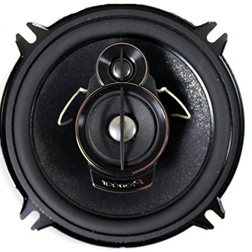 4) Pioneer 3-Way 600 Watt Stereo Coaxial Four |