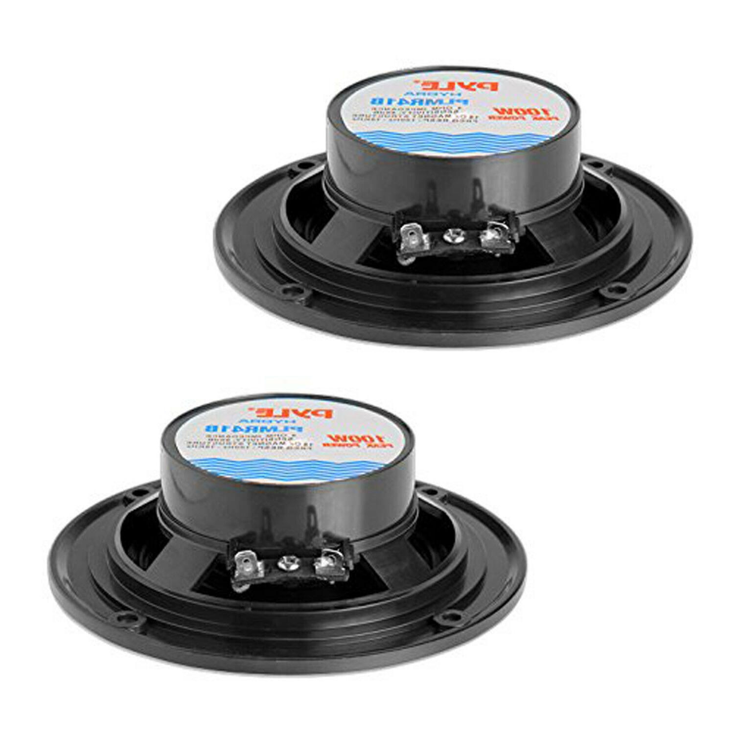 Cone Waterproof Stereo System Car Full Power Pair