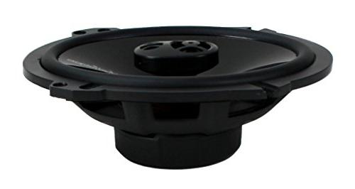 """4) Rockford P1683 6x8"""" 3 Car Coaxial Speakers"""