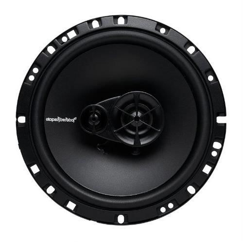 "4 R165X3 6.5"" 3 Way Car Speakers Stereo"