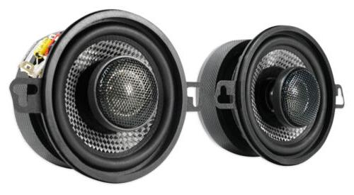 "American Bass SQ 3.5"" 40w Audio Speakers Swivel"