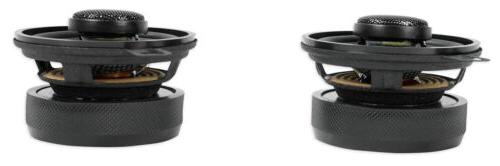 "American 3.5"" Audio Speakers with Swivel"