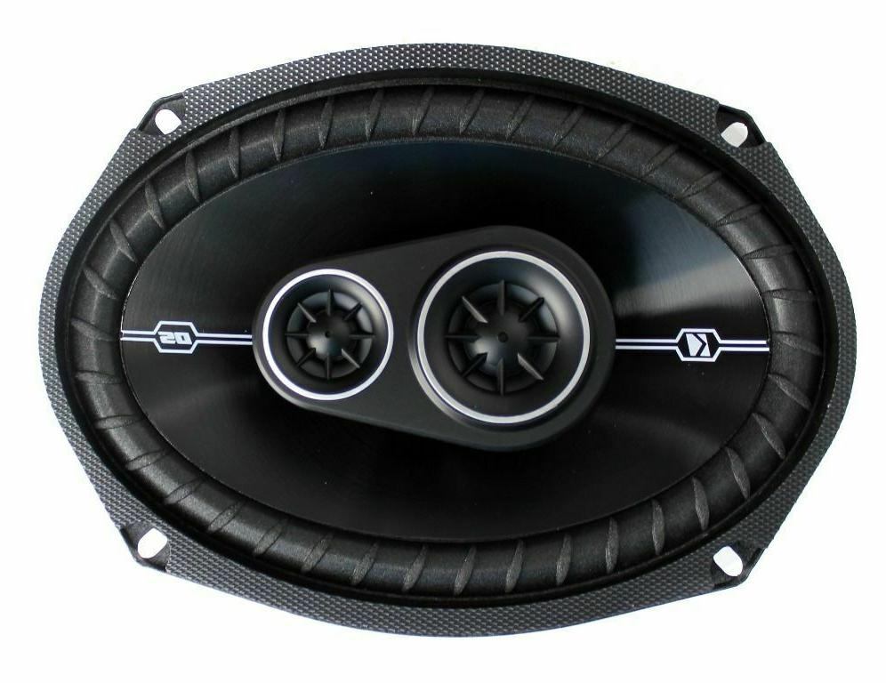 "Kicker 6x9"" 360 Audio New"