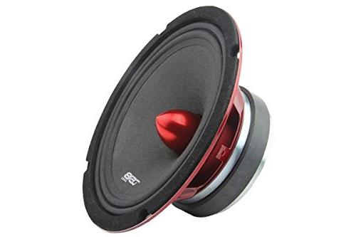 "DS18 PRO-X6.4BM Loudspeaker 6.5"", Bullet, RMS, 4 Ohms - Premium Quality Speakers Truck Stereo Sound System"