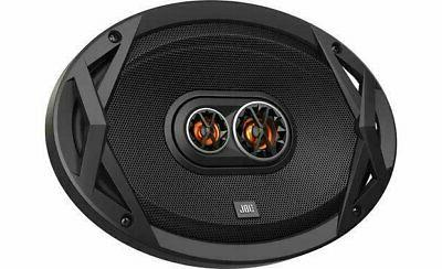"2x 480 Watts 6""x9"" Series Coaxial Car Speakers -"