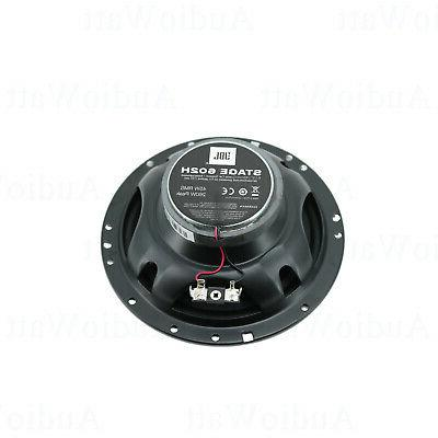 """JBL 602H 6.5"""" 520W Dome Car Speakers Stage 2 Pairs"""