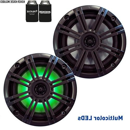 6 5 charcoal marine speakers