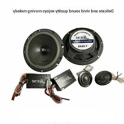 6 5 inch car audio frequency horn