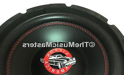 6.5 Home Car Audio Subwoofer Stereo Replacement