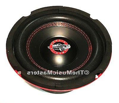 6.5 Car Audio Studio Sound Subwoofer Replacement Speaker