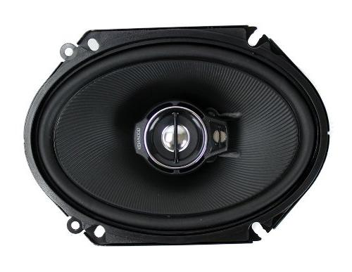 Kenwood X 4 New kfc-c6895ps 720 Audio coaxial Stereo