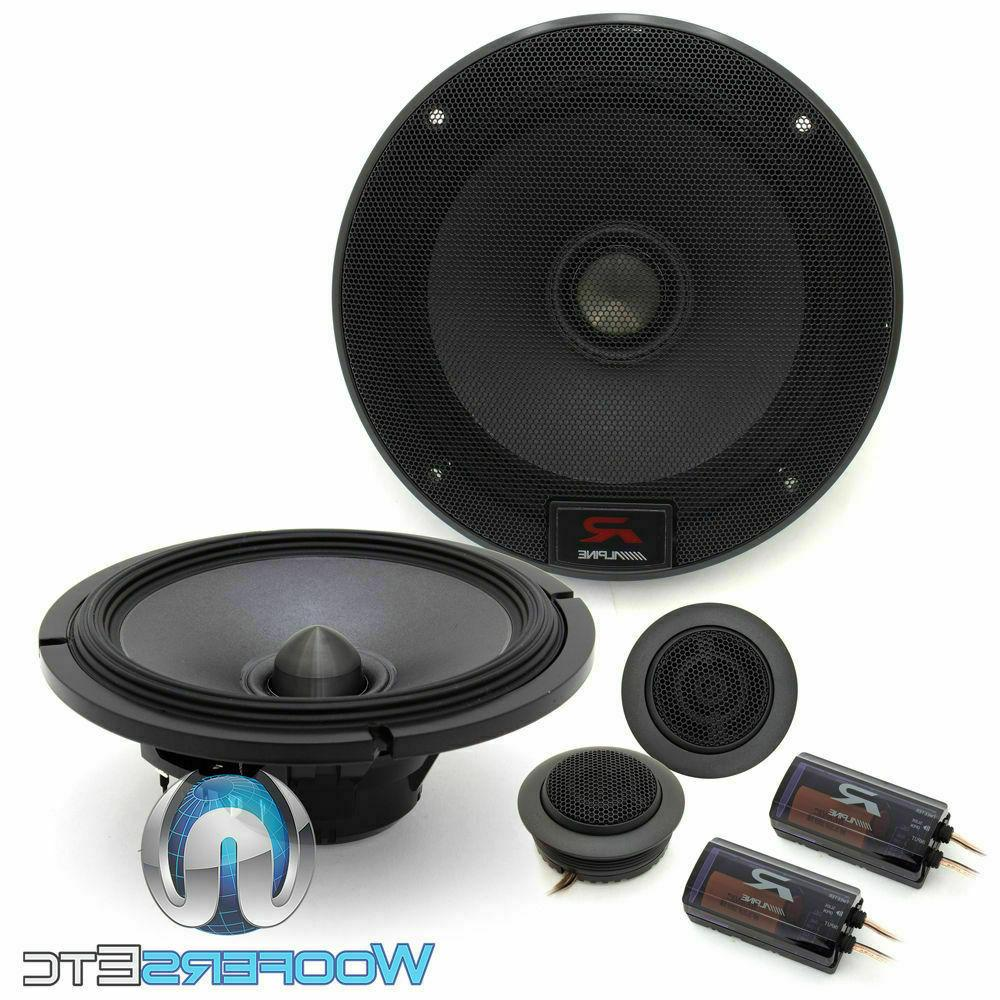 Pioneer TS-SWX2502 10 inch Shallow-Mount Pre-Loaded Enclosur